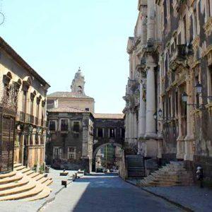 Via dei Crociferi Catania
