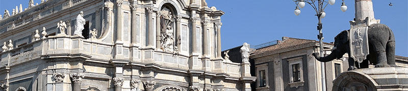 Fontana dell'elefante - Piazza Duomo Catania