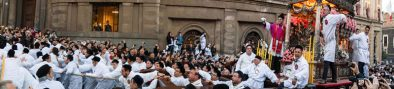 Festa di Sant'Agata. Processione